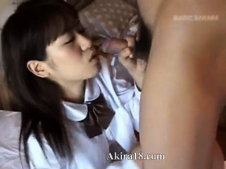 teenager from Tokyo fucked really hard