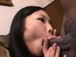Asian Sluts Enjoying Black Cock