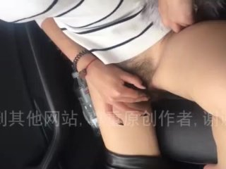 Beautiful Better half Take charge Girl Car Masturbation Leaked At the end of one's tether Boyfriend - Full Vers