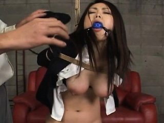 Hawt punter gets anal stimulation nearly toys in xxx act