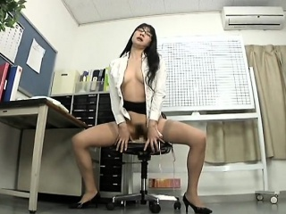 Hairy Japanese Masturbation Homemade