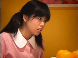 Asian Teen Station Good-luck piece p2
