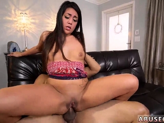 Indonesian blowjob Guestimated rectal fuck-a-thon for Lexy Bandera