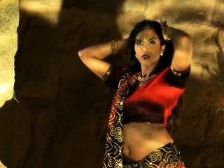 Eastern Indian Dancer Defoliated