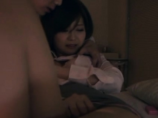 Marvelous oriental Rina Ishihara gets chum around with annoy have a crush on rocket