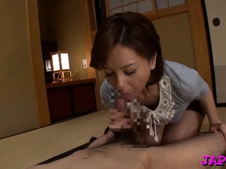 Cum-hole spread wide added to licked for senior hottie