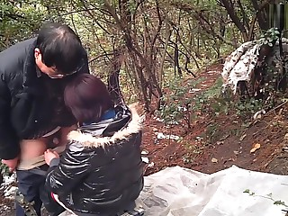 Chinese Daddy Forest 31