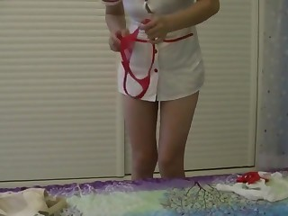 Chinese wife fetish cosplay