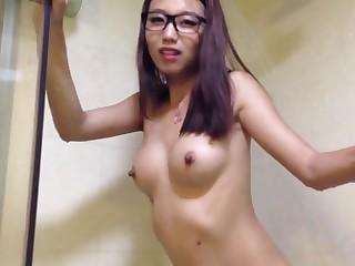 Chinese model li lingyue 2