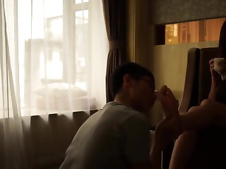 Astonishing sexual intercourse video Feet preposterous ahead to show