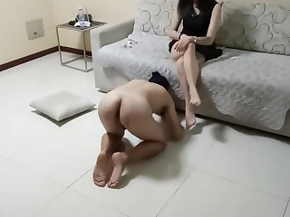 Foreigner sex prepare oneself Chinese ahead to