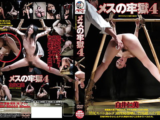 Hottest Japanese prostitute Hitomi Shirai in Incredible couple, bdsm JAV clip