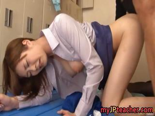 Kotone Amamiya Hot crammer gives part1